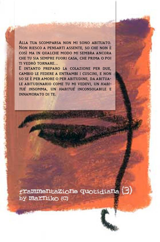 Frammentazione Quotidiana (3)